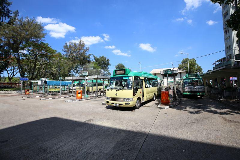 Sai Kung Pier Minibus Terminus