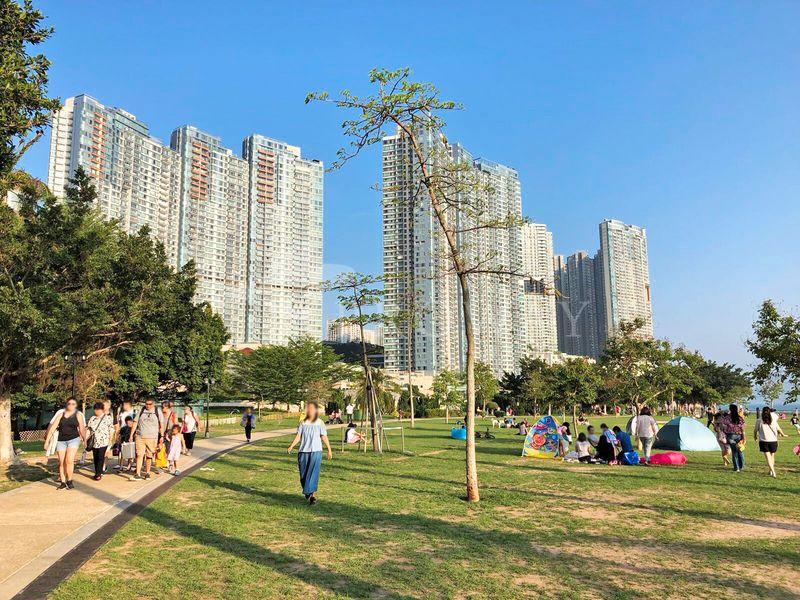 Waterfront Park Cyberport